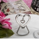 Double Heart Bottle Opener