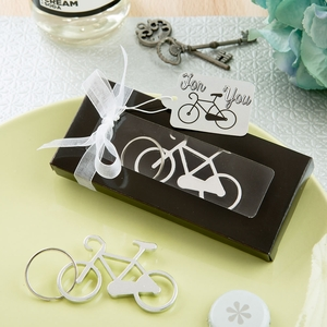 Fun Bicycle Key Charm Bottle Opener