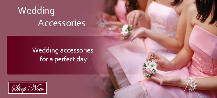 Wedding Accessories For A Perfect Wedding