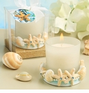 Life's a Beach Candle Favor
