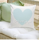 Loving Hearts Decorative Throw Pillow