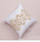 Luxe Wedding Ring Pillow