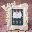 Mardi Gras Masked Picture Frame
