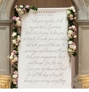 Modern Fairy Tale Personalized Premium Canvas Backdrop