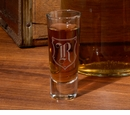 Monogram Set of 4 Shot Glasses