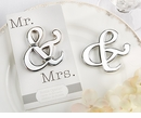 Mr. & Mrs. Ampersand Bottle Opener