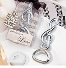 Musical Note Bottle Opener Favor