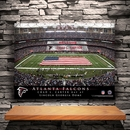 NFL Stadium Canvas Print