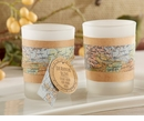 Our Adventure Begins Vintage Map Tealight Holder (Set of 4)