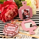 Paris Themed Perfume Pocket Mirror and Picture Holder
