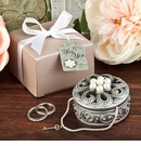 Pearl Flower Curio Box