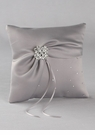 Platinum Celebration Ring Pillow