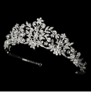 Royal Flowered Tiara