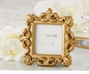 Royale Gold Baroque Place Card/Photo Holder