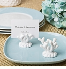 Sea Coral Design Placecard Holder