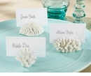 Seven Seas Coral Place Card/Photo Holder (Quanity of 6)