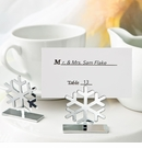 Snow Flake Placecard