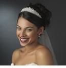 Swarovski and Rhinestone Bridal Tiara