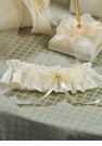 Tessa Bridal Garter Set