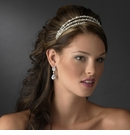 Three Band Swarovski Crystal Headband