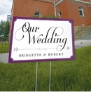 Wedding Signs & Banners