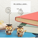 Wise Old Owl Graduation Place Card Holder