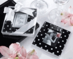 Black and White Wedding Favors Ideas