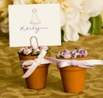 Brown Wedding Favors