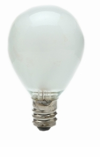 25S11/5C S11 Candelabra Base Incandescent Light Bulb (E12)