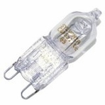 Sylvania 57022 40CAPSYLITE/G9/CL 120V Halogen Light Bulb