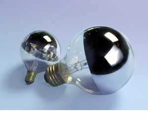 40G16.5C/CT/BL 120V Decorative Light Bulb