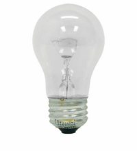 40w A15 Medium Screw Base Ceiling Fan Light Bulb 2PK - 40A15