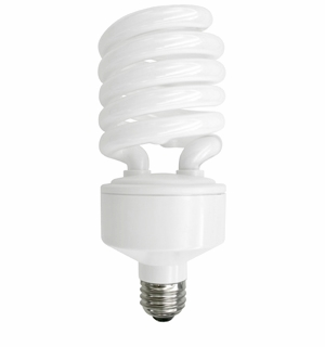 42W SPRING 277 VOLT TCP Compact Fluorescent Light Bulb