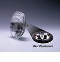 4406 Par 36 Sealed Beam Lamp
