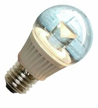 5W LED Elite Series Dimmable 30K Deco Light Bulb - TCP Brand