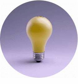 60A/Y 130V - Bug Light Bulb