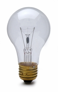 60A21 / 54WM / TS 120 Volt Light Bulb - Airport Lighting