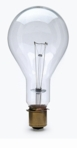 700PS40-120V Obstruction Light Bulb - Code Beacon Lamp