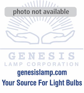 75A21/FR/RS-130 Rough Service, Medium Base Incandescent Light Bulb (E26)