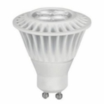 7W LED Elite Series Dimmable  24K - 40 Degree - GU10 Light Bulb - TCP Brand