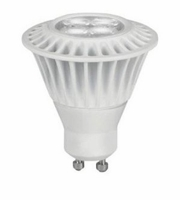 7W LED Elite Series Dimmable 41K - 20 Degree - GU10 Light Bulb - TCP Brand
