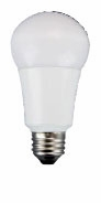 7W LED Elite Series Dimmable Omnidirectional General Purpose 27K A-Lamp - TCP Brand