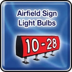Airfield Sign Lighting - Replacement Bulbs