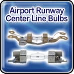 Airport Runway Center Line Bulbs - Airport Lighting