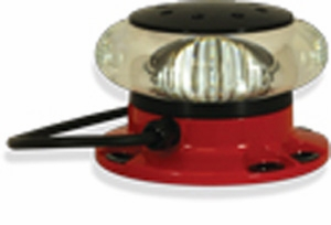 Avlite FAA L-864 Red LED Medium Intensity Obstruction Light