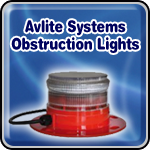 Avlite Systems Obstruction Lights