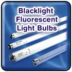 Sylvania Blacklight Fluorescent Light Bulbs