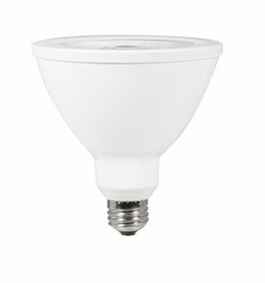BULBRITE 15W 120V LED Dimmable PAR38 Light Bulb - E26 Base – 773466