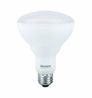 BULBRITE 16W 120V LED Dimmable Reflector BR30 Light Bulb - E26 Base – 772810