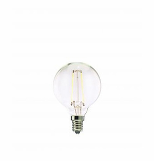 BULBRITE 2W LED Clear Filament Light Bulb - 776573